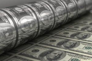 US-Dollar, Schulden