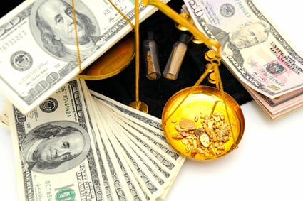 Gold Dollar © bendicks - Fotolia.com