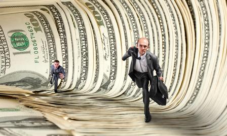 Inflation: Foto: Nomad_Soul - Fotolia.com