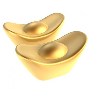 Goldbarren China © Yang MingQi - Fotolia.com