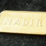 Nadir 1g Goldbarren h