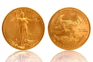 American Gold Eagle (DJM-Photo - Fotolia.com)