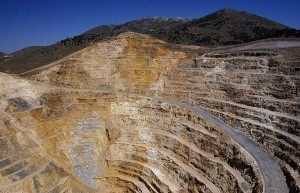 Mine Barrick Gold