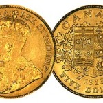 Candian Gold Coin 5