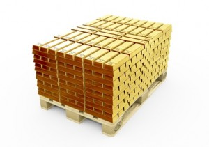Gold, ETF