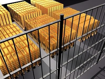 Goldbarren (Claudia Perez-Leal - Fotolia.com)