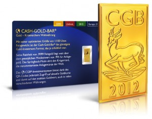 Reppa Cash Gold Bar