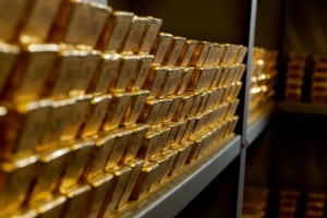 Goldreserven, Bundesbank Gold (Foto: Bundesbank)