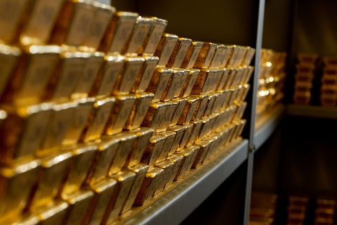 Bundesbank Gold (Foto: Bundesbank)