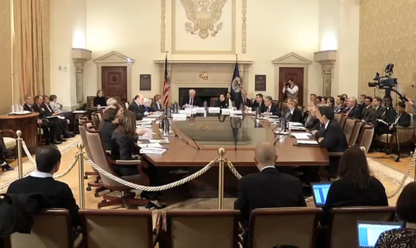 Fed Meeting