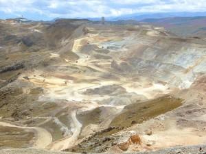 Yanacocha Goldmine Peru (Foto: Euyasik)