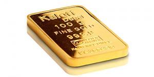 Kaloti-Goldbarren