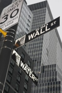 New York - Wall Street © Alessandro Lai - Fotolia.com
