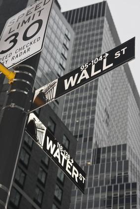 New York - Wall Street (Foto: Alessandro Lai - Fotolia.com)