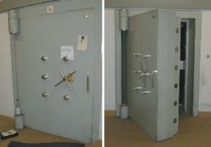 ÖffnungLeicherTresorraum