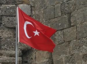 Türkei, Flagge