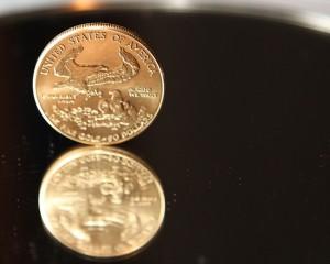 Goldmünze, Gold, American Eagle (Foto: Goldreporter)