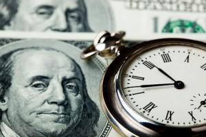 Time is money, USA, Ohr, Fünf vor 12