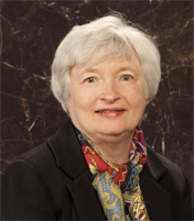 yellen janet Fed