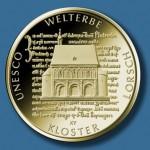 100 Euro Goldmünze Kloster Lorsch Bild