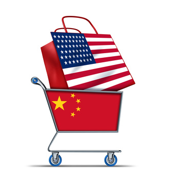 China USA (freshidea - Fotolia.com)