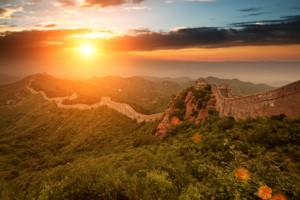 Sonnenaufgang in China ( difeng-Fotolia.com)