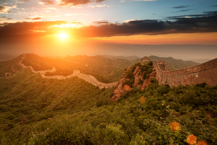 Sonnenaufgang in China (difeng-Fotolia.com)