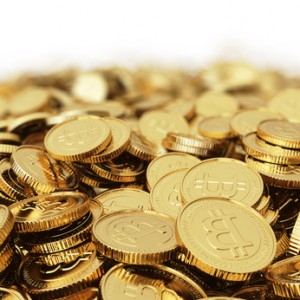 Gold Bitcoin (123dartist - Fotolia.com)