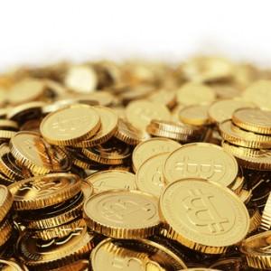 Gold Bitcoin (123dartist - Fotolia.com)