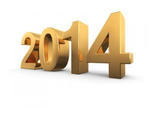 Neujahr 2014 (lznogood - Fotolia.com)