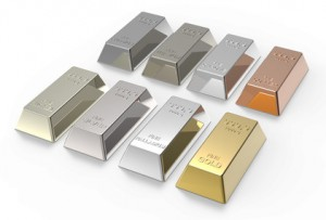 Metall (Piotr Pawinski - Fotolia.com)