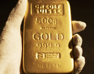 Goldbarren Schweiz (Foto: TAGSTOCK1-Fotolia.com)