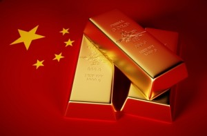 Gold, Goldreserven, China
