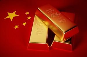 Gold, China, Goldreserven