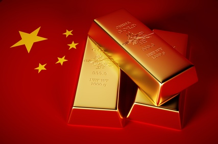 Goldbarren China (Foto: malp-Fotolia.com)