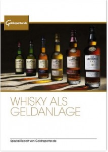 Whisky Geldanlage Cover