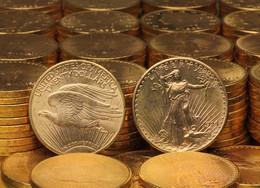Goldanlagemünze Amercian Eagle