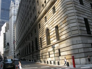 Federal Reserve Bank of New York, Gold