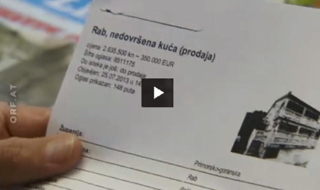 Kroatien Hypothekenskandal