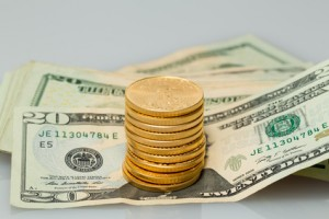 Gold US-Dollar, Währung