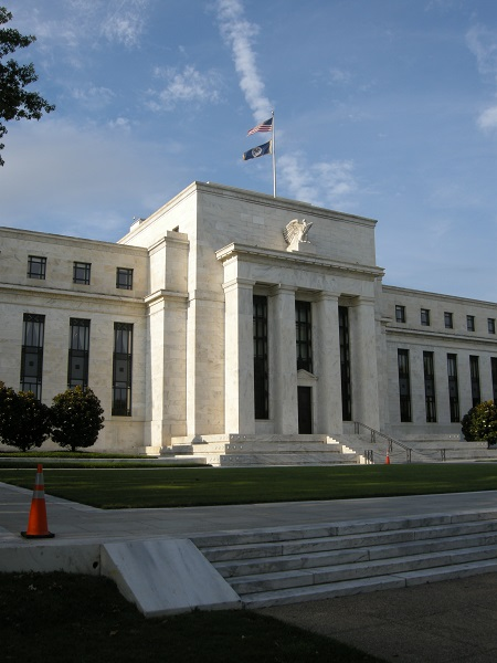 Zentrale der Federal Reserve in Washington D.C., Goldreporter