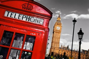 London, Telefonzelle, Big Ben