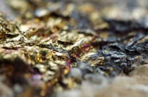 Gold Nugget Erz