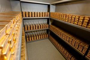 Bundesbank Gold Kammer