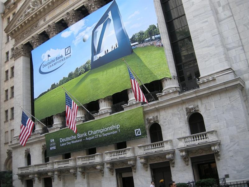 Deutsche Bank Wall Street