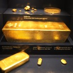 Gold Bundesbank Museum