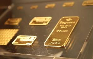 Gold, Goldbarren (Foto: Goldreporter)