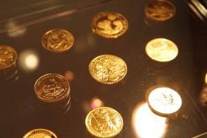 Goldmünzen Messe