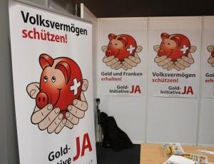 Schweizer Goldinitiative