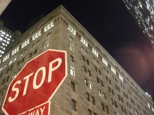 Fed NY Stop